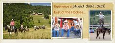 Welcome to your Family Dude Ranch Vacation | Horseshoe Canyon Ranch, Jasper Arkansas