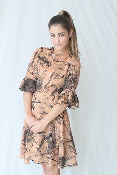 Magical dress by Carolina Benoit