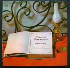 MERCEDES SOSA MUJERES ARGENTINAS Argentina Press Lp Vinyl, Vinyl Records, Mercedes Sosa, Folk Music, Ebay, Argentina, Women, Folk