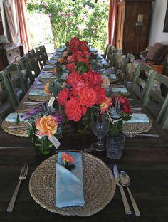 Early Fall Garden Lunch at Rose Story Farm | Eat • Drink • Garden • Santa Barbara, California