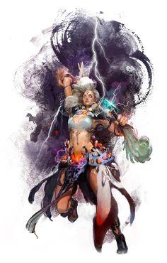 Guild Wars 2: Tempest