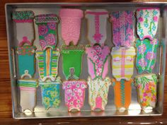 Lilly cookies