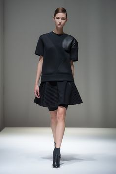 Neil Barrett Spring 2014 Ready-to-Wear Collection Photos - Vogue