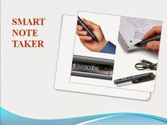 Presentation At: Smart Note Taker