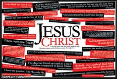 """Know the truth: Jesus Christ Said, """"I am the way, and the truth, and the life. No one comes to the Father except through me."""" - John 14:6    #JesusChrist, #JesusIsTheTruthAndLife"""