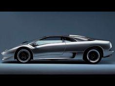 Black Lamborghini Diablo SV Silver HD Wallpaper
