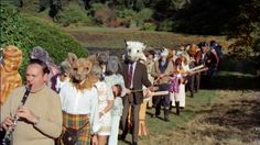 Director Robin Hardy on The Wicker Man: The Final Cut Romantic Themes, Romantic Films, Maine, Den Of Geek, Wicker Man, The Best Films, Animal Masks, Sabbats, Movies