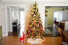 2014 christmas decorating trends | Christmas Tree 2014 Decorating Trends — Refuge Decor Ideas