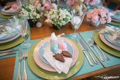 Mesa Posta Páscoa - Easter Tableware Produção: Silvia Giacobbe / Fotografia Rafaela Azevedo