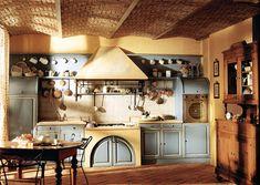 französische Landhausküche Modell Granduca