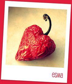 Spicy hot heart