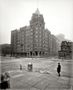Cleveland: The Hollenden Hotel: 1900