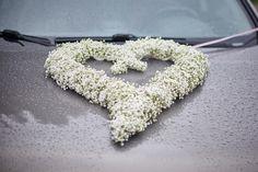 #Brautauto #Schleierkraut #Hochzeit #Wedding