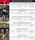 Plano Treino Desenvolvimento Muscular Intermediário
