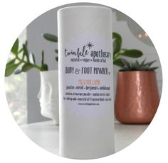 Mulholland Body + Foot Powder | Jasmine, Neroli, Sandalwood, Bergamot | Vegan & Cruelty Free | 100% Natural