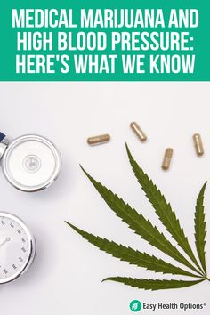 <p>Medical marijuana, or cannabis, has been used medicinally to provide relief for chronic pain, nausea and vomiting associated with chemotherapy and muscle spasticity in multiple sclerosis patients. But what about heart health? More studies are needed but there's positive news about its effect on blood pressure.</p>