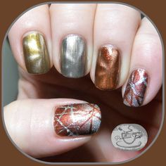Pointless Cafe: The Digit-al Dozen Does Metals: Day 4 - Magnetic Mixed Metals