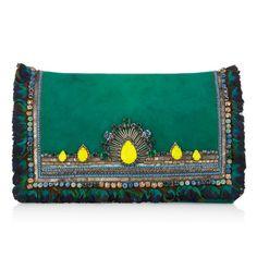 Best Designer Bags For Holiday 2012 Matthew Williamson  Swarovski Crystal-Embellished Clutch