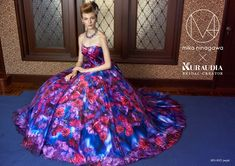 Wedding Dress 2nd Collection | Mika Ninagawa Official Site