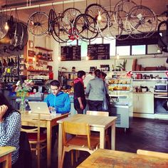 look mum no hands! splendid coffee in a splendid coffee bar - #100design #interiordesign #london