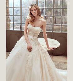 Wedding Dress Nicole  NIAB17119 2017