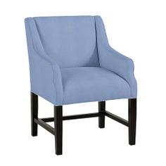 Marcello Upholstered Dining Chair; Ballard Designs