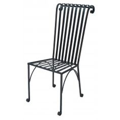 Black Tubular Steel Cavalier Chair by Cast Iron Outdoor. Get it now or find more Outdoor Chairs at Temple & Webster. Cheap Outdoor Chairs, Cheap Chairs, Outdoor Decor, Wrought Iron Outdoor Furniture, Plastic Beach, Tubular Steel, Swinging Chair, Beach Chairs, Wingback Chair