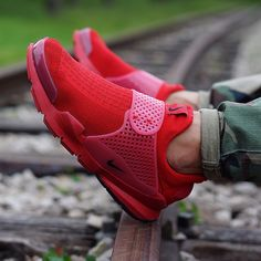 "Could A Nike Sock Dart ""Independence Day"" Pack Be Releasing Soon? Me Too Shoes, Men's Shoes, Nike Shoes, Shoe Boots, Shoes Sneakers, Roshe Shoes, Nike Roshe, Nike Sock Dart, Fashion Shoes"