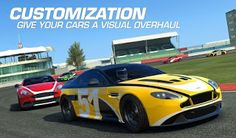 Real Racing 3 2.2.0 Apk  Data  Android Games  Real Racing 3 is an award-winning franchise that sets a new standard for mobile racing games  it really must be experienced to be believed.Real Racing 3 features a continuously expanding roster of officially licensed tracks a 22-car grid and over 70 meticulously detailed cars from makers like Ferrari Porsche Lamborghini Mercedes-Benz Bugatti and Audi. Plus social leaderboards Time Trials Ghost Challenges and innovative Time Shifted Multiplayer…