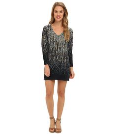 NIC+ZOE Fading Lights Tunic Dress