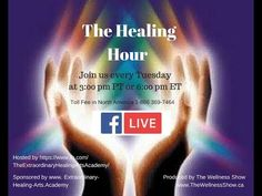 Dowsing and Energy Healing for Empaths, The Healing Hour, Oct 2019 Oct 1, Sound Healing, Felt Hearts, New Shows, First Love, Told You So