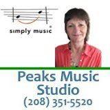 Peaks Music Studio is located in Driggs and Idaho Falls, Idaho