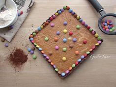 Ricetta: Crostata al cacao con Smarties e crema di Mascarpone