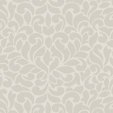 Wallpaper - Color: Blue-Gray-Silver-White | Wayfair
