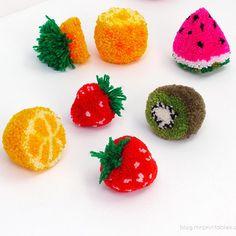 Des DIY Tutti Frutti