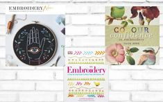 Embroidery Books, Seo, Learning, Studying, Teaching, Onderwijs