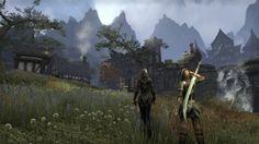The Elder Scrolls Online Announced for #PS4
