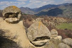 """Im Tal der """"wachsenden"""" Steine"""