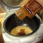 Rice cooker steel cut oats