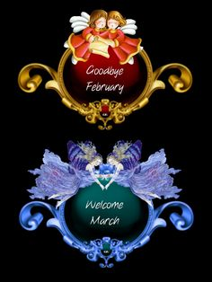 Goodbye February Welcome March <3