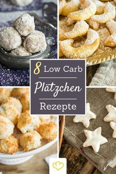 Naschen ohne Reue: hier kommen 8 Low Carb Weihnachtsplätzchen-Rezepte, die so l… Snacking without remorse: here are 8 Low Carb Christmas Cookie recipes that are so delicious that you can hardly believe that they actually have less carbohydrates. Low Carb Cookies, Low Carb Sweets, Low Carb Desserts, Low Carb Recipes, Healthy Recipes, Paleo Dessert, Law Carb, Cookie Recipes, Snack Recipes