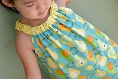 pear dress Briley