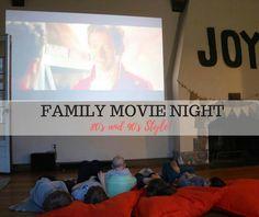 Family Movie Night 80's-90's List