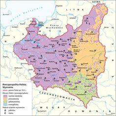 POLAND [1923] Religions