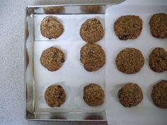 {oatmeal raisin} This Muslim Girl Bakes: Double Cookies + Custard Slice Week + Nutella Pastries: 28 November - 4 December 2015.