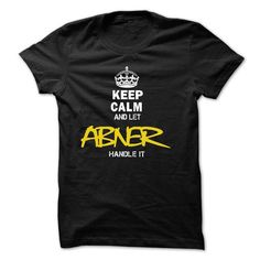 02012503 Keep Calm and Let ABNER Handle It - #long hoodie #hoodie and jeans. LOWEST SHIPPING => https://www.sunfrog.com/Names/02012503-Keep-Calm-and-Let-ABNER-Handle-It.html?68278