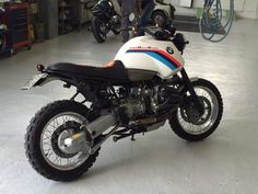 BMW R 1100 Gs ABS scrambler special Cafe racer 3