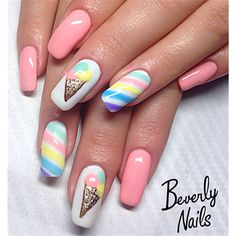 Neutral Nail Designs For Short Nails. Nail designs or nail art is a very straightforward process - styles or art which is used to spruce up the finger or toenails. They are utilised mostly to further improve an outfit or add light to a day to day look. Short Nail Designs, Cool Nail Designs, Acrylic Nail Designs, Acrylic Nails, Nail Designs For Kids, Nails For Kids, Girls Nails, Nail Art Kids, Kid Nails