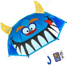 Monster Umbrella. Check out www.playwritegroup.com for other great ideas.