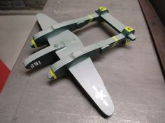P-38 Lightning wood toy for 3 yr old - The Garage Journal Board